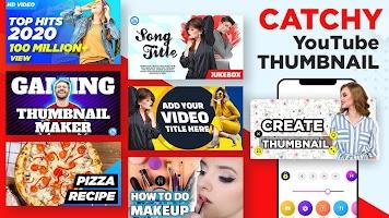Poster Maker -Banner Flyer Cover Ads Page Designer