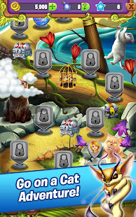 Hidden Mahjong - Cats Tropical Island Vacation