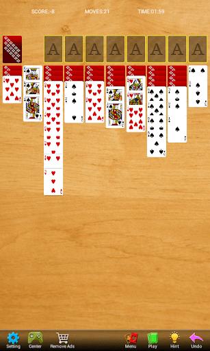 Solitaire Card Games HD screenshots 2