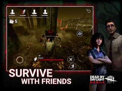 Dead by Daylight Mobile - Multiplayer Horror Game screenshots 12