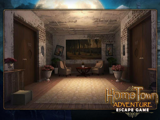 Escape game:home town adventure 29 Screenshots 11