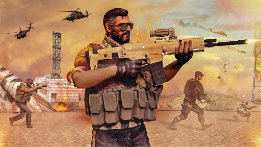 Army shooter Games : Real Commando Games 0.6.5 screenshots 1