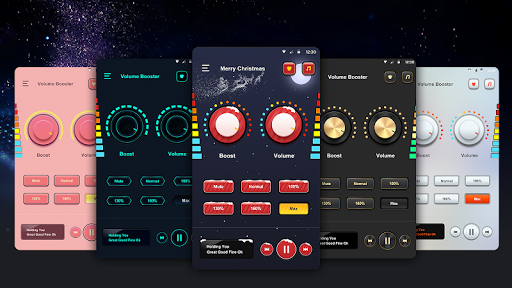 Volume Booster PRO - Sound Booster for Android 4.6.2.2 screenshots 4