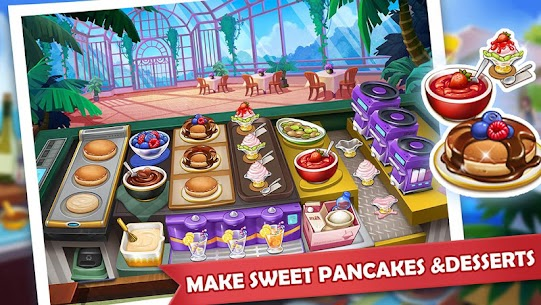 Cooking Madness Mod APK 1.8.1 Download (Unlimited Money) 3