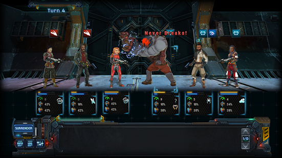 Скриншот №3 к Star Traders Frontiers