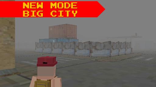 Pixel Z Hunter 3D -Survival Hunter  screenshots 2