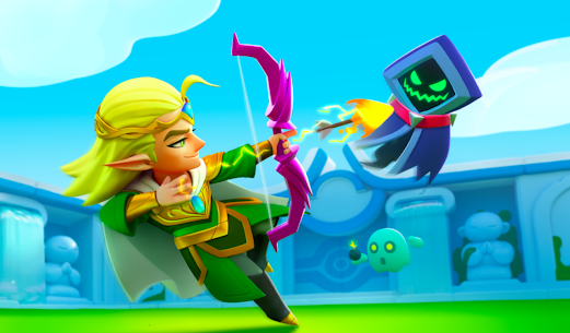 Archero Mod Apk Unlimited Money and Gems (100% Working) – Updated 2021 3