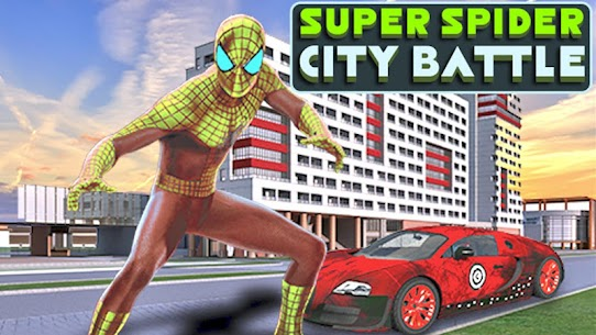 Super Spider City Battle Hack Online (Android iOS) 5