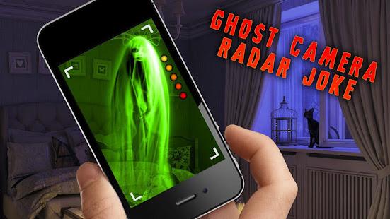 Ghost Camera Radar Joke 1.5 screenshots 1