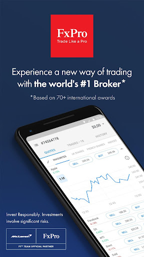 FxPro: Trade & Manage MT4/MT5/cTrader Accounts  Paidproapk.com 1