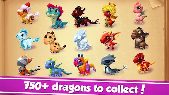 Dragon Mania Legends MOD APK 6.3.0k (Unlimited Coins/Gems) 1