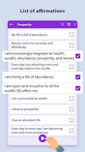 Daily Affirmations – Fill your day with positivity (PRO) 1.5 Apk 4
