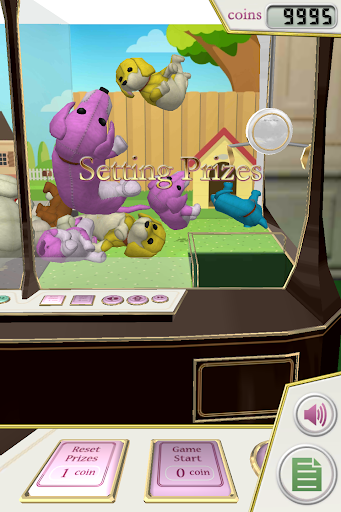 Claw Crane Puppies Apkfinish screenshots 21