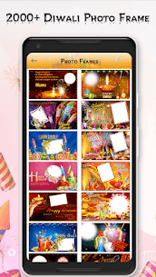 Happy Diwali Photo Frame 2020, Diwali Photo Editor 4