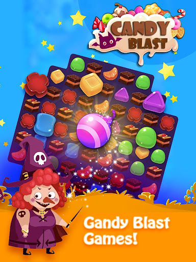 Candy Blast - 2020 Free Match 3 Games apkpoly screenshots 17