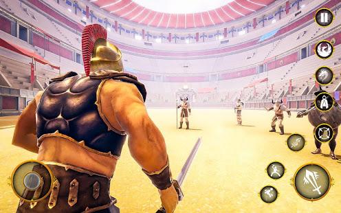 Gladiator Heroes Arena-Sword Fighting Tournament 1.1 screenshots 1