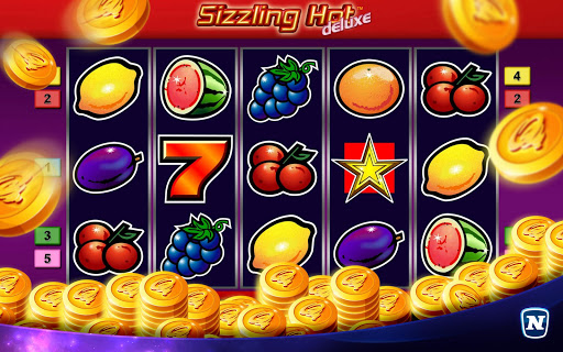 Sizzling Hotu2122 Deluxe Slot screenshots 4