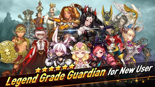 Guardian Soul Mod (Unlimited skills & More) 1