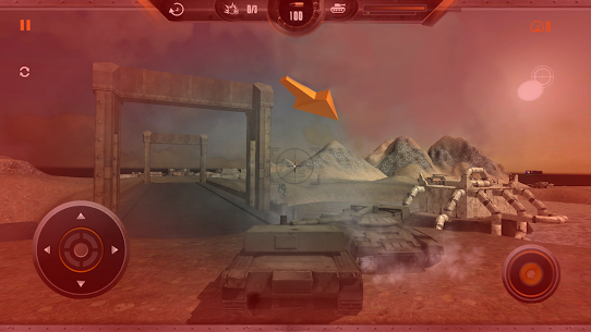 Tank Simulator : Battlefront 4.0.2 MOD for Android 2