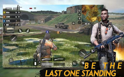 Escouade Épique: Jeu de Free Fire,Guerre et Survie  APK MOD (Astuce) screenshots 2