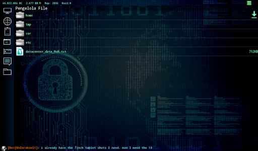 Hackers Online (MMO Simulator)  Screenshots 10
