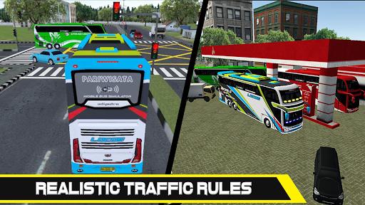 Mobile Bus Simulator 1.0.3 Screenshots 3