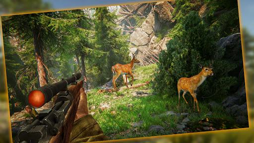 Sniper Deer Hunting Game: Last Survival 2021  screenshots 4