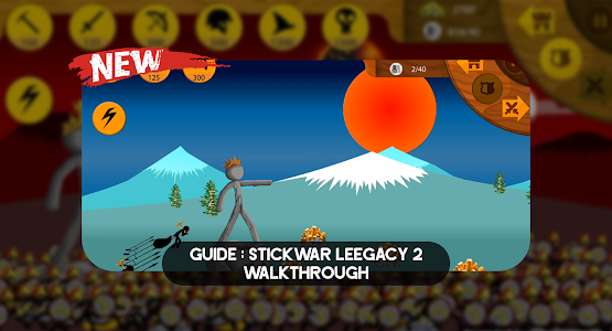 Stick War Legacy 2 walkthrough 1.0