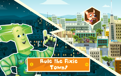 The Fixies Town Games for Kids! Girl and Boy Games screenshots 17