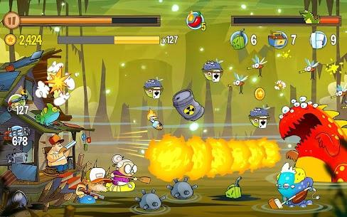 Swamp Attack APK MOD 4.0.7.95 (Unlimited Money) 10