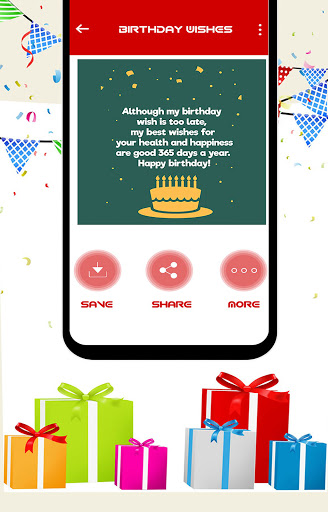 Birthday Wishes For Son  screenshots 8