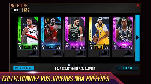Code Triche NBA 2K Mobile Basketball (Astuce) APK MOD screenshots 3