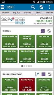 BSEIndia on Mobile  For Pc – Download On Windows And Mac [latest Version] 1