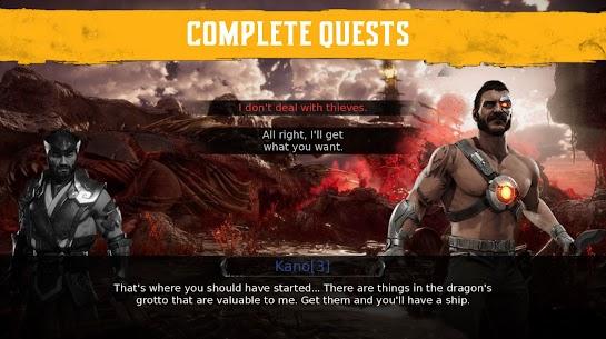 Brutal Combat (MOD, Paid) 2