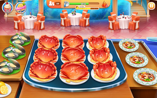 My Cooking - Restaurant Food Cooking Games modavailable screenshots 12