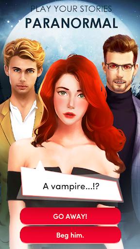 Code Triche Fantasy Romance: Interactive Love Story Games (Astuce) APK MOD screenshots 2