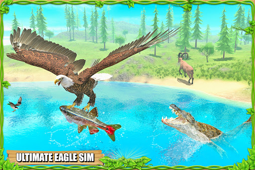 Furious Eagle Family Simulator 1.0 screenshots 9
