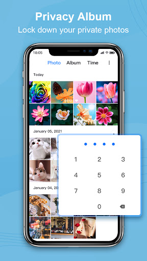 Photo Gallery, Picture Manager - Nuts Gallery apktram screenshots 5