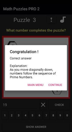 2021 new math puzzles screenshot 3