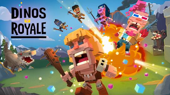 Dinos Royale – Multiplayer Battle Royale Legends Mod Apk (No Ads) 6