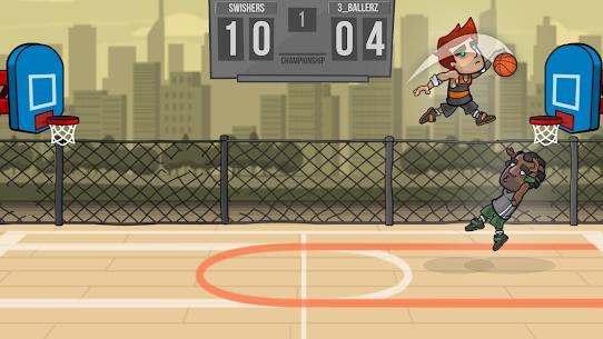Basketball Battle Apk Mod + OBB/Data for Android. 9