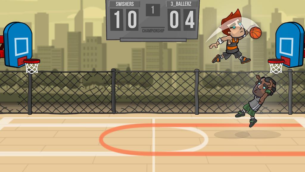 Basketball Battle poster 8