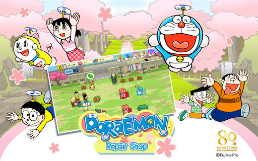Doraemon Repair Shop Seasons 1.5.1 screenshots 2