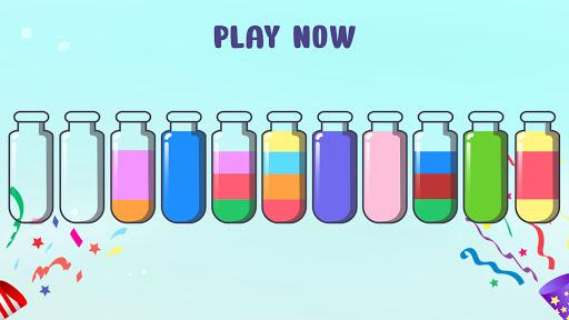 Water Sort Puzzle - Color Sorting Game APK MOD screenshots 5