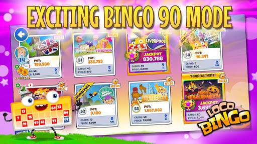 Loco Bingo FREE Games - Bingo LIVE Casino Slots  screenshots 5