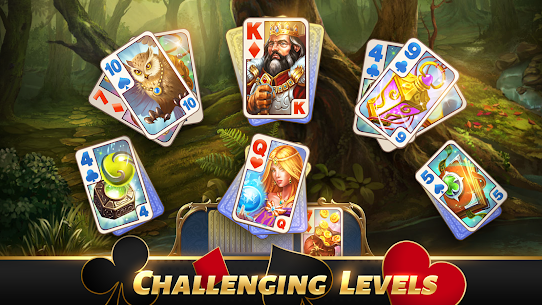 Emerland Solitaire 2 Card Game 2
