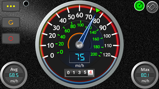 DS Speedometer & Odometer 7.02 Screenshots 5
