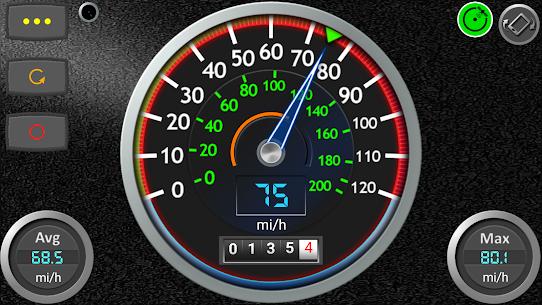 DS Speedometer PRO v7.04 MOD APK 5