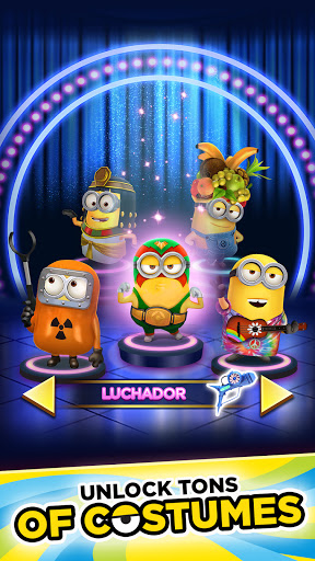 Minion Rush: Despicable Me Official Game 7.5.1d screenshots 4
