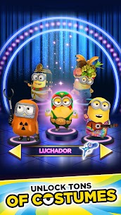 Гадкий Я (Despicable Me: Minion Rush) v 7.6.0g Mod (Free Purchase/Anti-ban) 4